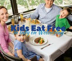 Kids Eating Table Where Kids Eat Free On Wednesday In Indianapolis Indiana