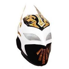 Sin Halloween Costume Sin Mask Wrestling Ebay