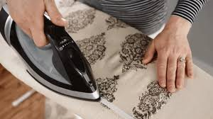 How To Sew Curtains With Rings No Sew Diy Curtains And Shades