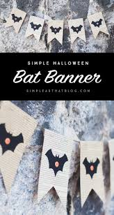 bat book page banner banners holidays and crafts