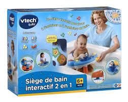 siege bain bebe carrefour vtech siège de bain interactif 2 en 1 jouet pour le bain achat