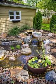 Backyard Water Falls by 28 Best Pondless Waterfalls Images On Pinterest Garden Ideas