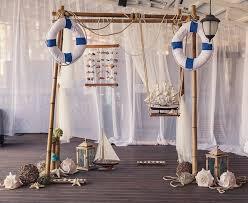 diy nautical wedding decorations diy nautical maine wedding