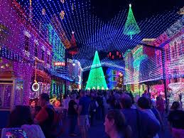 walt disney world s osborne family spectacle has 5 million lights