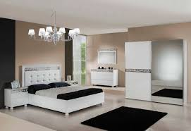 Black And White Bedroom Decor by Bedroom White Metal Simple Chandelier With Black Shag Wool Rug