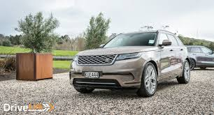 range rover velar inside all new range rover velar launched in new zealand drive life