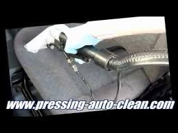 nettoyer siege voiture vapeur nettoyage détachage sièges moquette banquette plafonnier de