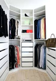 wardrobe ikea pax system used for a walk in closet amazing ikea