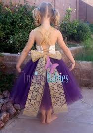 flower dress weddings tutu dress dark purple plum tutu