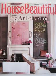 pink paule marrot and that pink u201chouse beautiful u201d magazine cover