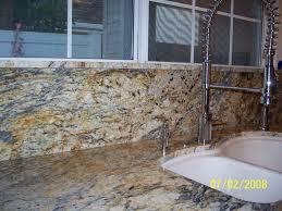 yellow river granite counter and backsplash visit globalgranite