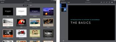 best presentation apps for ipad keynote powerpoint haiku deck