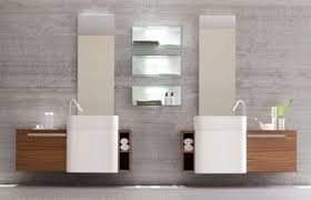 wall hung bathroom vanities with sink by altamarea