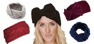 knitted headband pattern 15 winter knit pattern headbands for women 2015 2016