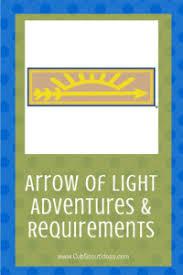 Cub Scout Arrow Of Light Cub Scout Requirements Cub Scout Ideas