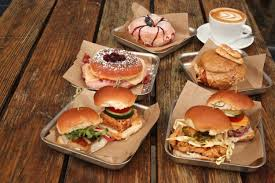 home depot black friday store map food menu district donuts sliders brew
