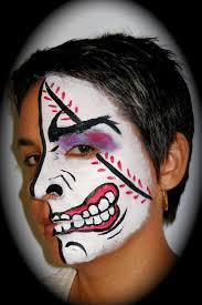 cool face painting for halloween face painting funtastic faces and body art face painting face