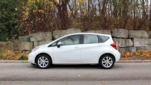 nissan versa hatchback 2016 2016 nissan versa note sl test drive review
