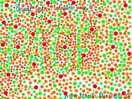 How To Test For Color Blindness Color Blind Visual Eye Test Speed Painting By M Missfeldt Youtube