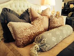 Beautiful Sofa Pillows by Bedding Simple Things Blog