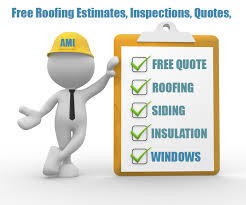Free Estimates For Roofing by Free Roofing Estimates Inspections Quotes Raleigh Nc