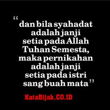 kata cinta islami untuk suami istri katakan dan ceritakan