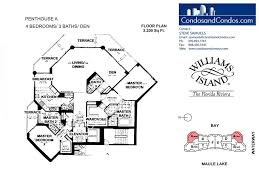 Waterfront Floor Plans by Waterfront Aventura Condos Williams Island Luxury Condos