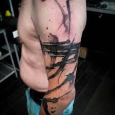 abstract tattoos design for