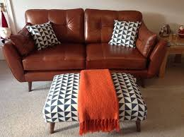 Red Leather 2 Seater Sofa Zinc Leather 3 Seater Sofa I Mydfs I Http Www Dfs Co Uk Zinc