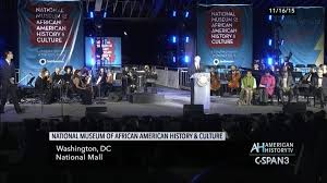 national museum african american history culture ceremony c span org