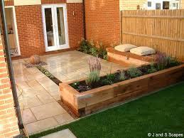 Small Garden Bed Design Ideas Small Garden With Raised Beds Garden Beds Design