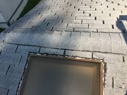 skylight without flashing what a mess roofing construction