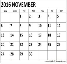 november 2016 holidays usa
