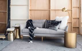 West Elm Sofa Bed by Ask West Elm 3 Ways To Mix And Match Pillows Front Main