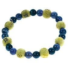 lucky beads bracelet images Zorbitz karmalogy lucky karma beads bracelet blue jpg