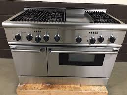 Thermador Cooktop With Griddle Thermador Prse486gds 48