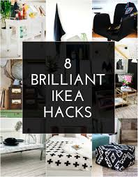 8 brilliant ikea hacks the crafted life