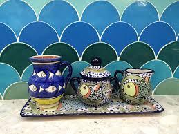 Moroccan Tiles Kitchen Backsplash by Moroccan Fish Scales Kitchen Backsplash By Mercury Mosaics