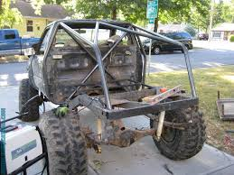 homemade truck cab toyota truck rear roll cage u2013 diy metal fabrication com