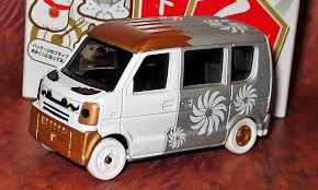 suzuki every van suzuki every model trucks hobbydb