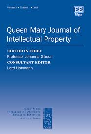 journal of management style guide queen mary journal of intellectual property queen mary journal