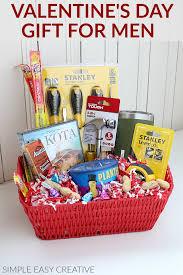 s day gift baskets gift basket for men hoosier