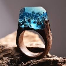 jewelry wooden rings images 25 best rings secret wood images jewellery making jpg