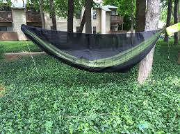 diy hammock and bug net in a few hours pics