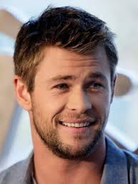 short hairstyle ideas for men with chris hemsworth s stylish short cut with layers and accents 2017