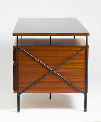 bureau guariche guariche writing table with two drawers