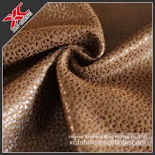 tissu d ameublement pour canapé cuisine polyester brossã en daim tissu d ameublement pour jouet