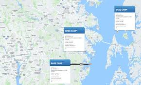 Dca Map Base Camp Sailing Chesapeake Sailing Charters Expedition
