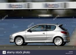 car peugeot 206 car peugeot 206 rc limousine small approx model year 2003