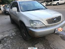lexus suv 2001 lexus rx 300 year 2001 4wd white color in phnom penh on khmer24 com